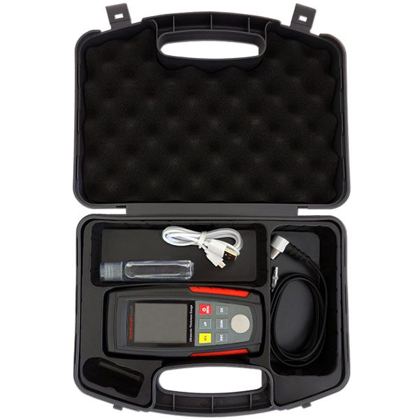 Ultrasonic Thickness Gauge Case